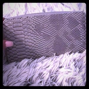 Adrienne Vittadini Snap Front Around Wallet